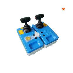 Barato preço grua-torre Qt-10 do Joystick do Telecomando para a Torre da grua Motor Sem Fios Controlador de velocidade