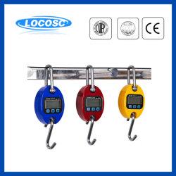 Minikran-Schuppe des Porable Entwurfs-Lp7652 Digital (OCS-S LCD)