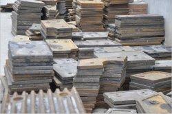 De hoge Platen van de Maalmachine van de Kaak van de Gehechtheid van de Stenen Maalmachine van het Afgietsel van het Staal van het Mangaan Bewegende Verpletterende