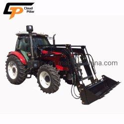 6 cilindros de 1404 4*4 China tractor agrícola