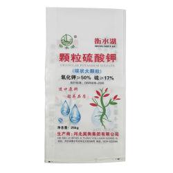 Commerce de gros de 50kg 50lb sacs en plastique sacs tissés en PP pour la vente