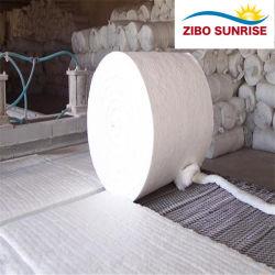 Couverture de la fibre de céramique l'isolement pour four industriel