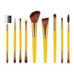 美の構成のブラシセットは美の化粧品の一定のツールを進めた