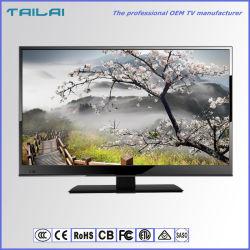 Dspta / DVBT Isdbt //T2/S2 TV LED de la maison numérique 2 Tuner satellite TV AC/DC