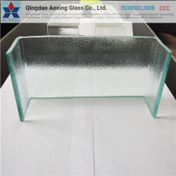زجاج منخفض E ذو 3 لوحات الباب الزجاجي المنزلق شفاف شطيرة PVB سعر زجاج منقوع بقيمة U