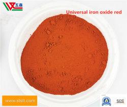 H110b El óxido de hierro rojo para materiales de construcción de cemento, recubrimiento