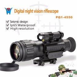 Pulsar цифровой ночного видения сферы ночной охоты Riflescope