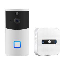 Smart WiFi vídeo musical de eléctrico de intercomunicador Campainha sem fio