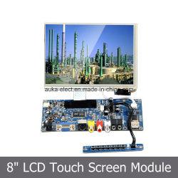 Baugruppe USB-Bildschirm- VGA-Input des Soem-8 Zoll-SKD