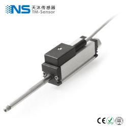 Ns-Wy02 sensore di spostamento/LVDT/ sensore di posizione lineare/ misurazione della posizione/macchina a iniezione/uscita/uscita digitale 4~20 ma/CE/RoHS
