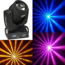 200W 5R de faisceau Sharpy del Disco étape Moving Head Light