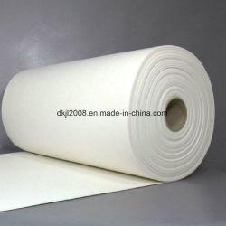 200kg/m3 haute densité de l'alumine pure du papier de fibres de céramique