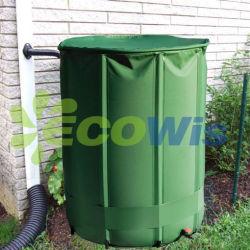 L'eau hydroponique Butt Irrigatioin Réservoir Réservoir d'eau de pluie de l'eau pliables baril