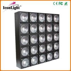 Таблица 5*5 Блиндер DMX лампа для освещения Satge