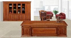 Sólidos de madeira clássico Chefe Executivo do Escritório de Turismo de mobiliário (HF-YM8A02)