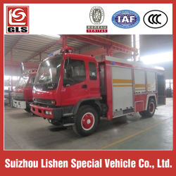 Isuzu Fire Truck 4X2, 7000L, 240HP Isuzu Engine