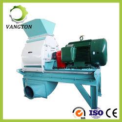 El polvo de madera la máquina trituradora de madera molino triturador de molino de martillo