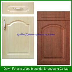 La mobilia della cucina parte il portello dell'armadio da cucina del MDF di vuoto del PVC di 18mm/portello dell'armadietto