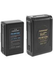 Farseeingリチウム230whカムコーダー電池