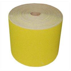 Rullo di smeriglitatura del panno abrasivo del rullo del corindone della granulosità del bene durevole 80 per la pittura
