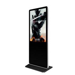 49-дюймовый напольная подставка элеватора Digital Signage в автономном режиме дисплей с сенсорным экраном рекламы плеер