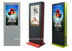 46pouces écran tactile interactif de plein air Digital Signage Ad des lecteurs multimédia