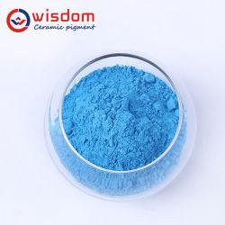 De ceramische Glans bevlekt Pigment van de Kleur van de Verf het Turkooise Blauwe
