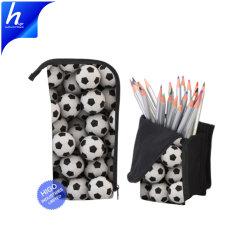 Il sacchetto su ordinazione della penna per il banco multifunzionale si leva in piedi in su la cassa di matita