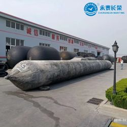 Evergreen barco marítimo Airbag Lanzamiento