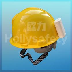 Persönliche Schutzausrüstung ABS Technik Kunststoff poröse V-Style Red Sicherheit Helm-Hartmütze