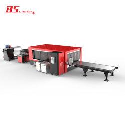 Maandelijkse aanbiedingen Hoge productiviteit Roestvast vergalvaniseerd staal rol met spiraalplaat Lasersnijmachine