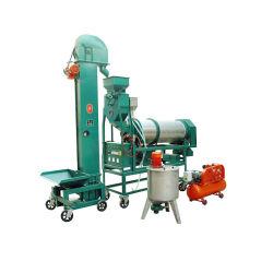 Macchina per la lavorazione dei semi con torcia verde macchina per la verniciatura dei semi