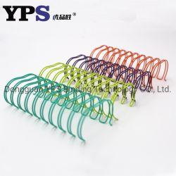 Bobine leganti a doppio filo-o in metallo a doppio anello per un buon servizio