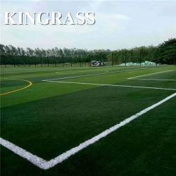 erba artificiale sintetica di 50mm per calcio dell'americano di gioco del calcio