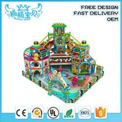 Fabrik-Verkaufs-preiswerte Preis-Kind-Innenspielplatz-Geräten-Set