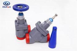 Use para sistema de amônia, Sistema de Fréon Válvula de paragem de refrigerante de armazenamento a frio