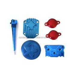 알루미늄 합금 CNC 피트 바이크 엔진 부품