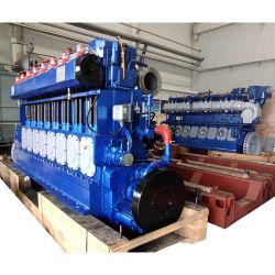 Niedriger B.t.u.-Kraftstoff der Lebendmasse-Gas Syngas Motor-Generator-Anwendung