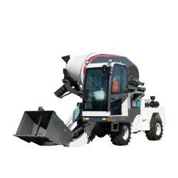 LKW-Mischer der Aufbau-Maschinerie-2.0cbm mit elektrischer Schuppe