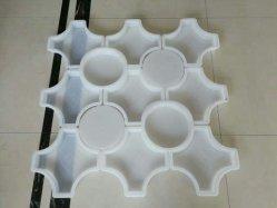 시멘트 벽돌 만들기 기계 플라스틱 형