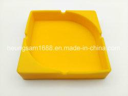 Eco-Friendly Customized Logo and Printing Ashtray Silicone