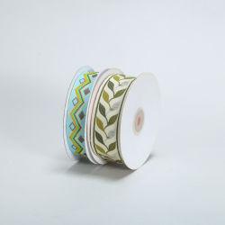 Una muestra gratis Fabricación de tejidos Jacquard Proveedor Textil Accesorios Decoración cinta