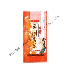 Рр тканого ЭБУ подушек безопасности/мешок для упаковки сахара риса продовольственной пшеницы муки