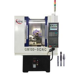 GM-100 5 axes CNC de haute précision Micro - Outil de coupe le meulage de la machine pour la dentisterie