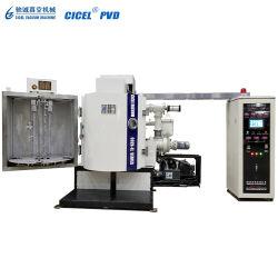 ABS Cicel/PS/PC de evaporação de plástico máquina de revestimento de Vácuo/Alumínio Máquina de Pintura de Vácuo