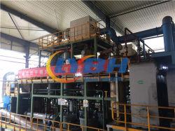 Fabbricazione della gomma di plastica residua gestita inquinamento alla macchina di olio combustibile di pirolisi