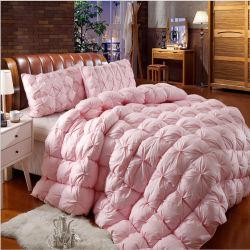 高品質3Dの寝具の一定の羽毛布団カバー
