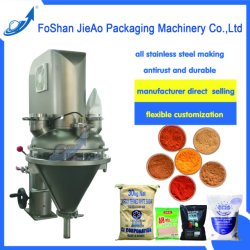 Food/Chemical/Clay Powder Packing Machine/Packaging Machinery/Auger Filler/Auger Filling Head/Screw Measuring Machine/Screw Dosing Machinery