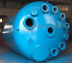 Потенциала 10000 л резервуар для хранения жидких химических веществ углеродистая сталь с резиновой накладки/пластмассовые накладки/Вывод подкладка специализированные