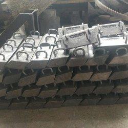 Hbw555xcr21 Cr Abrasion-Resistant alto blanco fundición de hierro de la barra de elevación para el molino SAG